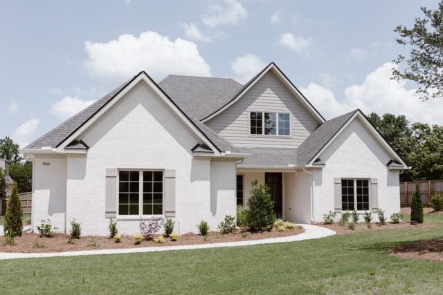 1502 Alex Avenue, AUBURN, AL 36830 (MLS #139225) :: Ludlum Real Estate