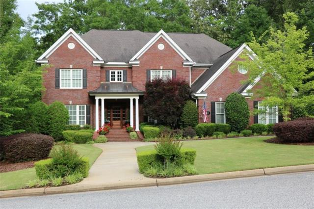1489 Arrowhead Circle, AUBURN, AL 36830 (MLS #139490) :: Crawford/Willis Group