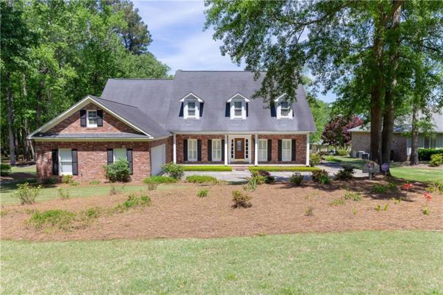 25 Lee Road 605, SMITH STATION, AL 36877 (MLS #139761) :: The Mitchell Team
