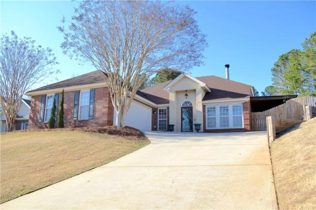 1724 Post Oak Court, AUBURN, AL 36830 (MLS #139767) :: Crawford/Willis Group