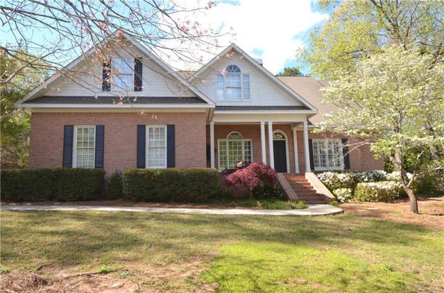 676 Highland Road, AUBURN, AL 36830 (MLS #140003) :: Crawford/Willis Group