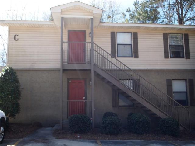 449 N Donahue Drive C24, AUBURN, AL 36832 (MLS #140141) :: Crawford/Willis Group