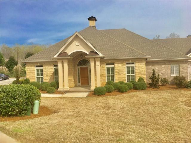 2214 Montiano Lane, AUBURN, AL 36832 (MLS #140400) :: Ludlum Real Estate