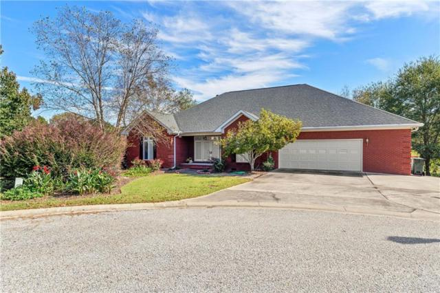 3869 Falcon Crest Court, AUBURN, AL 36830 (MLS #140416) :: Crawford/Willis Group