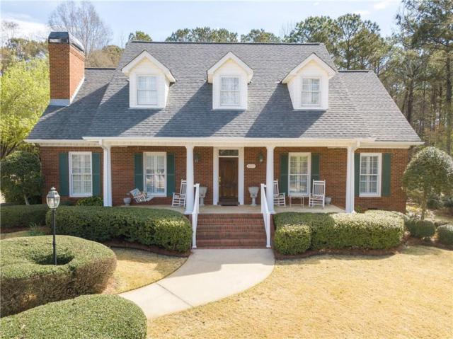 1377 Lake Hills Road, AUBURN, AL 36830 (MLS #140422) :: Ludlum Real Estate