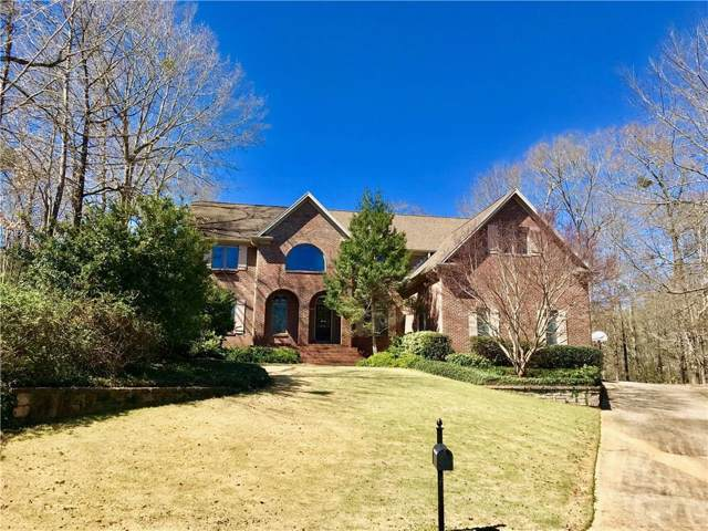 1508 Malone Court, AUBURN, AL 36830 (MLS #140497) :: Ludlum Real Estate