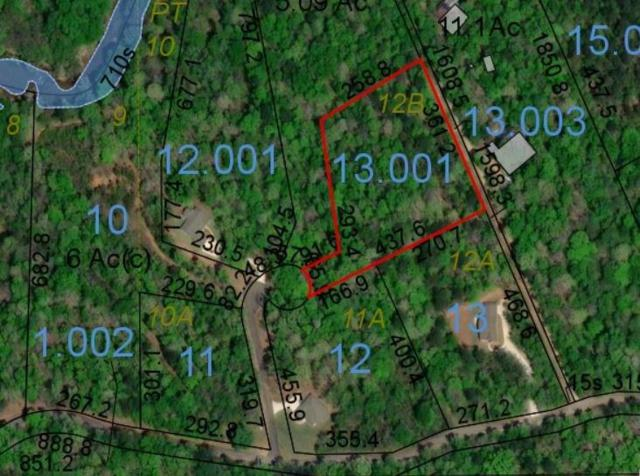 Lot 12B Lee Road 2189, NOTASULGA, AL 36866 (MLS #140504) :: Crawford/Willis Group
