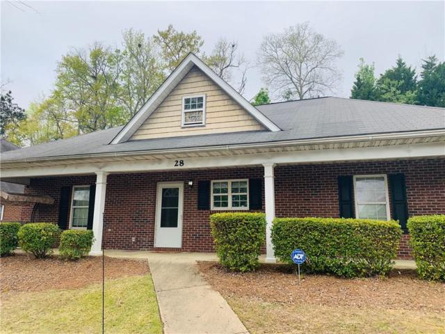 802 W Longleaf Drive #28, AUBURN, AL 36862 (MLS #140517) :: Ludlum Real Estate