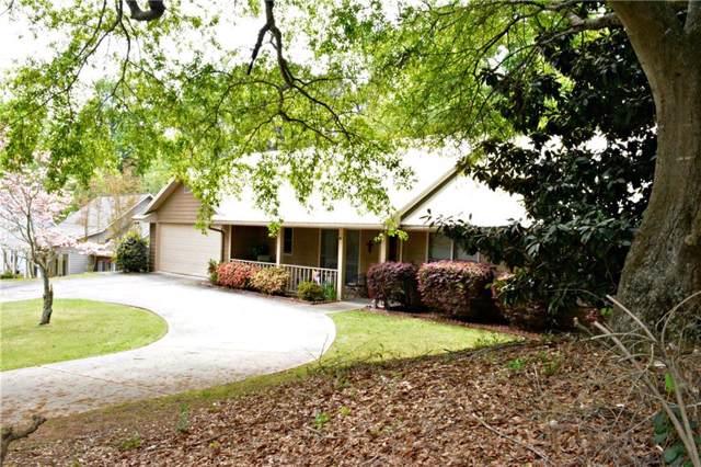 1377 E University Drive, AUBURN, AL 36830 (MLS #140666) :: Ludlum Real Estate