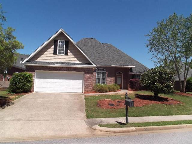 1841 Dellia Drive, AUBURN, AL 36830 (MLS #140909) :: Crawford/Willis Group
