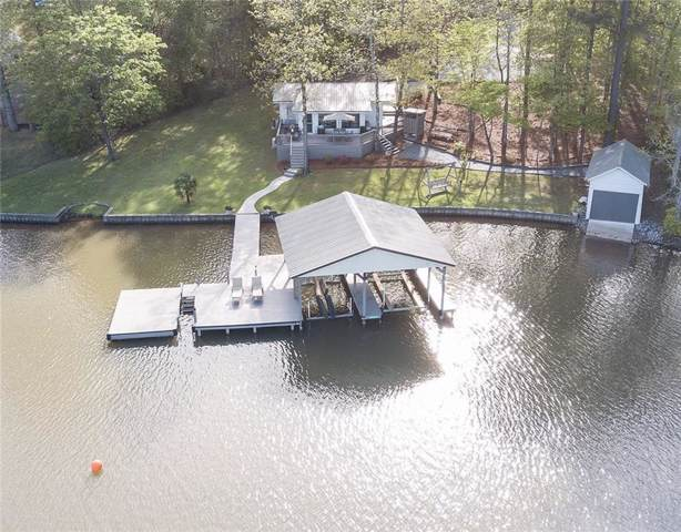 310 Spruce Road, ECLECTIC, AL 36024 (MLS #140990) :: Ludlum Real Estate