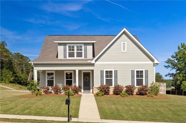 415 Parkerson's Way, AUBURN, AL 36832 (MLS #141094) :: Ludlum Real Estate