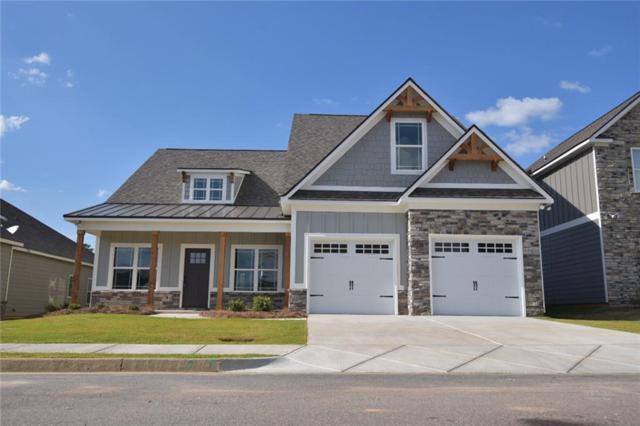 17 Ivy Crossing, PHENIX CITY, AL 36867 (MLS #141116) :: Ludlum Real Estate