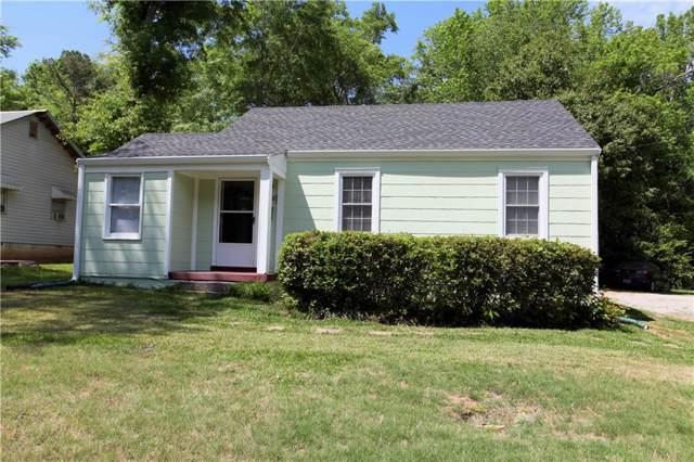 1135 Lakeview Drive, AUBURN, AL 36830 (MLS #141126) :: Crawford/Willis Group