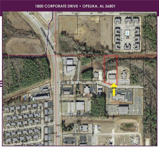 1800 Corporate Drive, OPELIKA, AL 36801 (MLS #141189) :: The Brady Blackmon Team