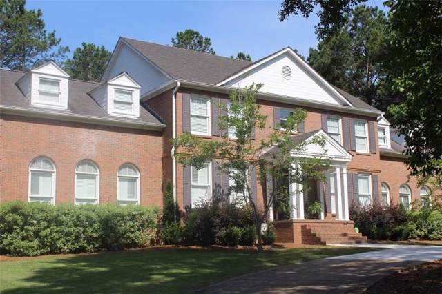 570 Hamilton Hills Drive, AUBURN, AL 36830 (MLS #141259) :: Crawford/Willis Group