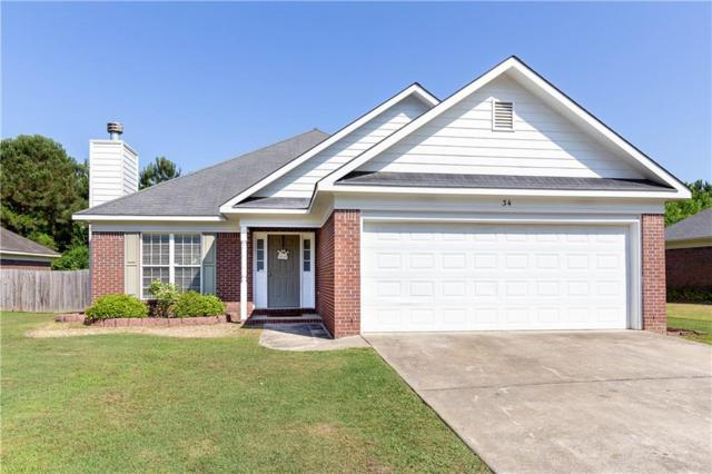 34 Lincolnshire Lane, PHENIX CITY, AL 36870 (MLS #141284) :: Ludlum Real Estate