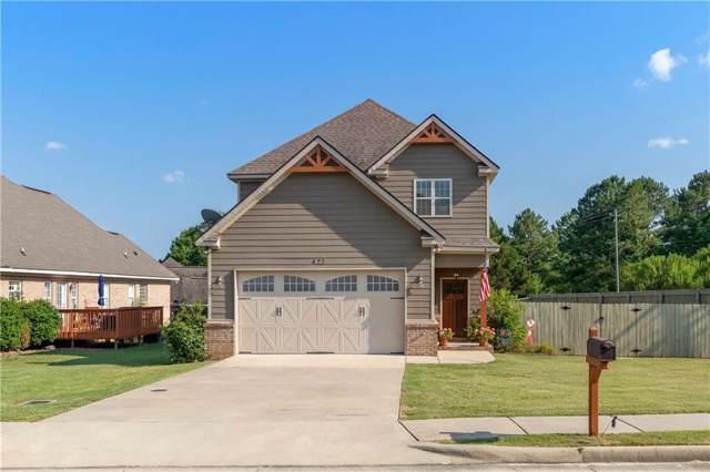 422 Stanfield Drive, AUBURN, AL 36830 (MLS #141338) :: Ludlum Real Estate