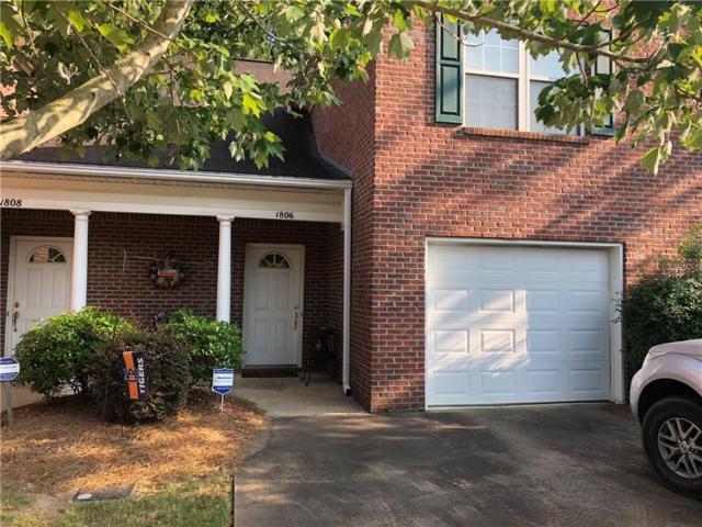 2428 E University Drive #1806, AUBURN, AL 36380 (MLS #141394) :: Ludlum Real Estate