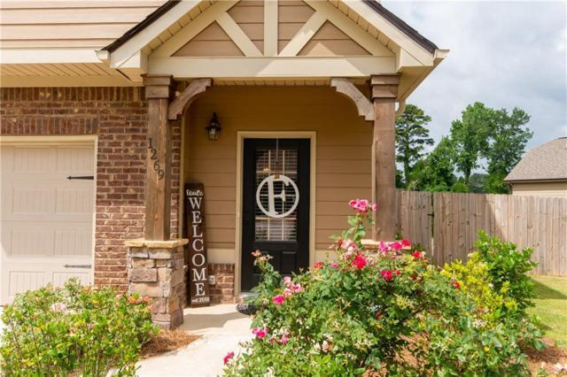 1269 Tulip Court, AUBURN, AL 36830 (MLS #141396) :: Ludlum Real Estate