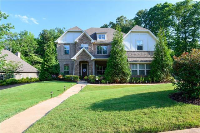 1577 Club Creek Drive, AUBURN, AL 36830 (MLS #141425) :: Ludlum Real Estate