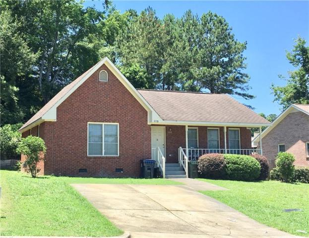 325 Cherry Street, AUBURN, AL 36830 (MLS #141523) :: Ludlum Real Estate