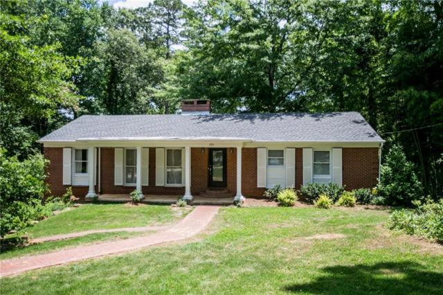 771 N Cary Drive, AUBURN, AL 36830 (MLS #141546) :: The Mitchell Team
