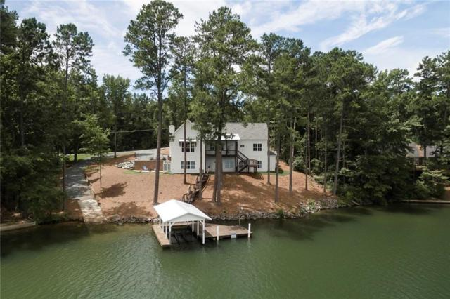 25 Cardinal Lane, ECLECTIC, AL 36024 (MLS #141674) :: The Mitchell Team