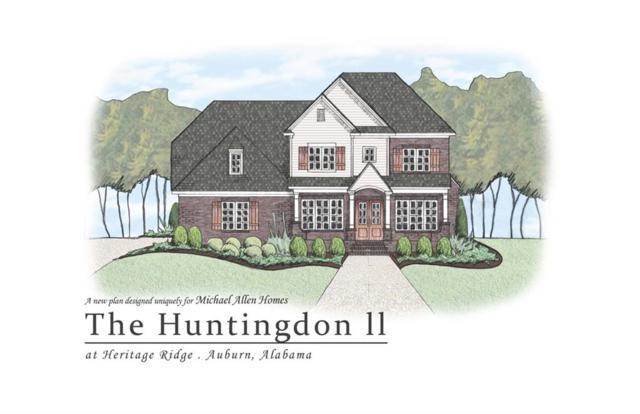 2243 Heritage Ridge Lane, AUBURN, AL 36830 (MLS #141712) :: Ludlum Real Estate