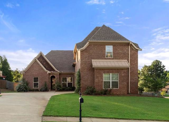 1806 Seagrave Court, AUBURN, AL 36830 (MLS #141827) :: Crawford/Willis Group