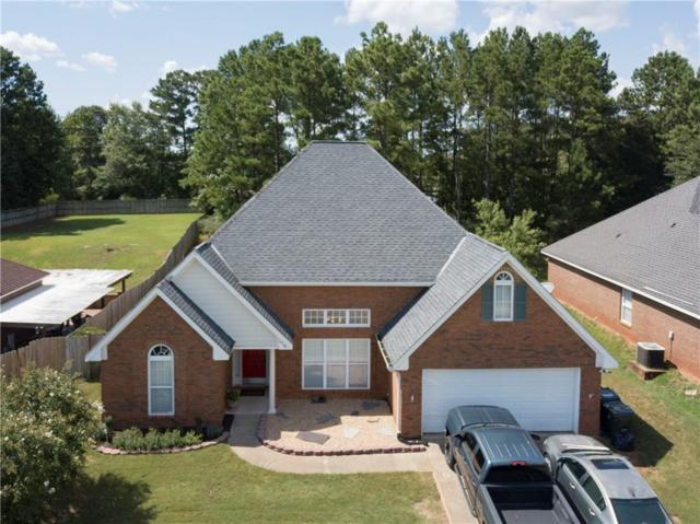 1718 Post Oak Court, AUBURN, AL 36830 (MLS #141941) :: Ludlum Real Estate