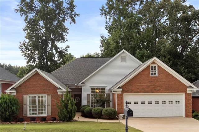 1753 Post Oak Court, AUBURN, AL 36830 (MLS #142094) :: Ludlum Real Estate