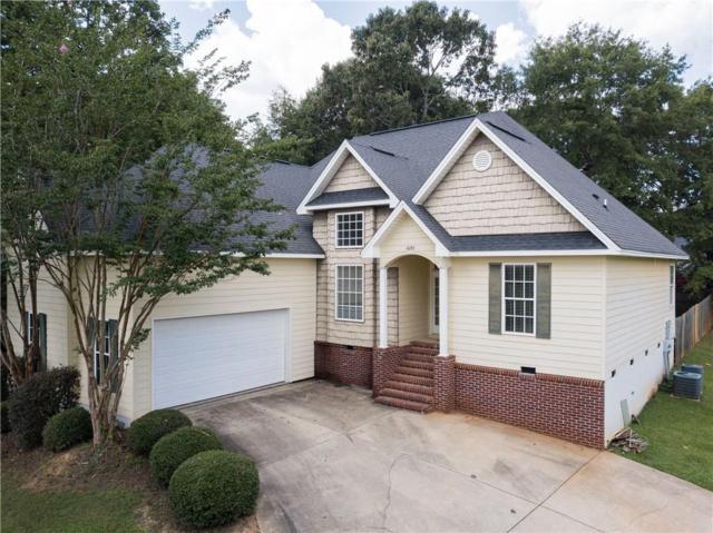 1658 Poplar Ridge Drive, AUBURN, AL 36830 (MLS #142110) :: Crawford/Willis Group