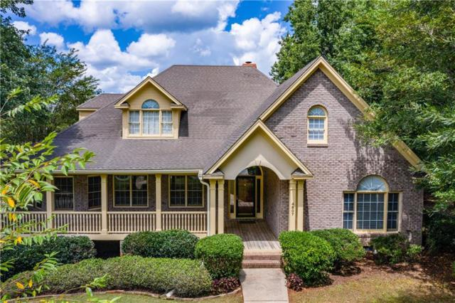 4807 Pebble Shore Drive, OPELIKA, AL 36804 (MLS #142134) :: The Mitchell Team