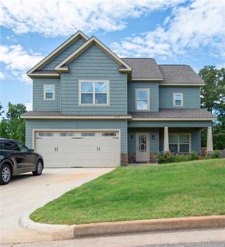 2406 Rocky Point Drive, OPELIKA, AL 36801 (MLS #142141) :: Crawford/Willis Group