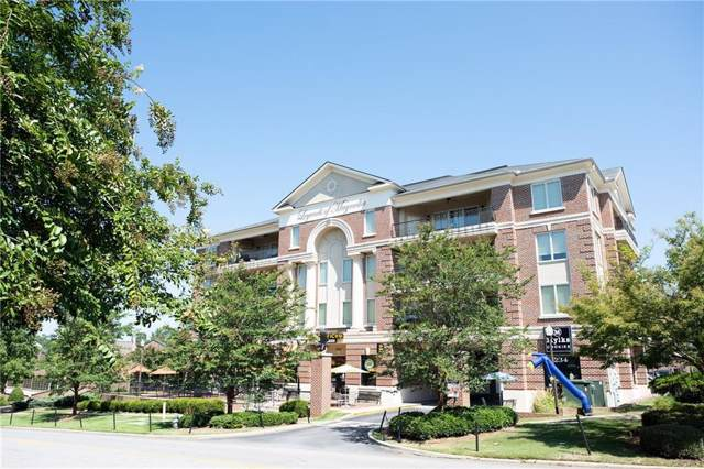 234 W Magnolia Avenue #309, AUBURN, AL 36830 (MLS #142221) :: Crawford/Willis Group