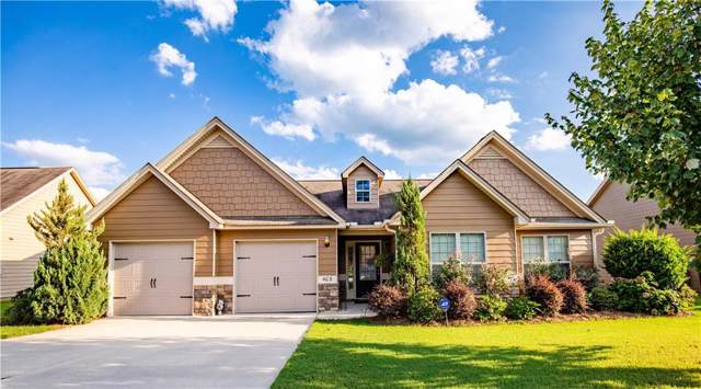 403 Gwynne's Way, OPELIKA, AL 36801 (MLS #142230) :: Ludlum Real Estate