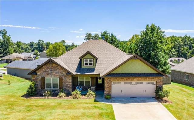 207 Oak Park Drive, OPELIKA, AL 36801 (MLS #142244) :: Crawford/Willis Group