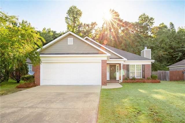 17 Devonshire Drive, PHENIX CITY, AL 36870 (MLS #142266) :: Ludlum Real Estate