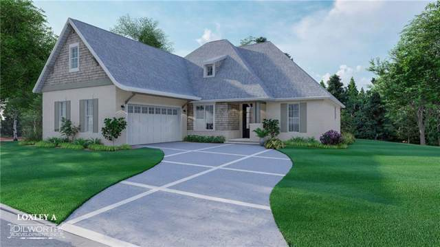 1655 Club Creek Drive, AUBURN, AL 36830 (MLS #142271) :: The Brady Blackmon Team