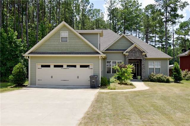 138 Magnolia Estates, ALEXANDER CITY, AL 35010 (MLS #142300) :: The Brady Blackmon Team