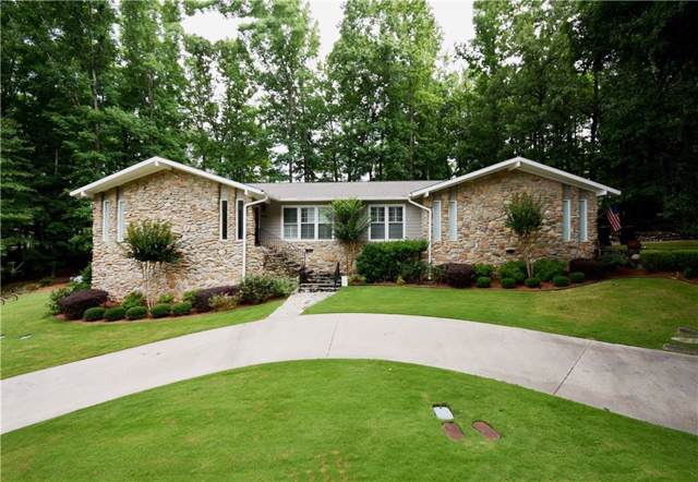464 University Circle, ALEXANDER CITY, AL 35010 (MLS #142302) :: The Brady Blackmon Team