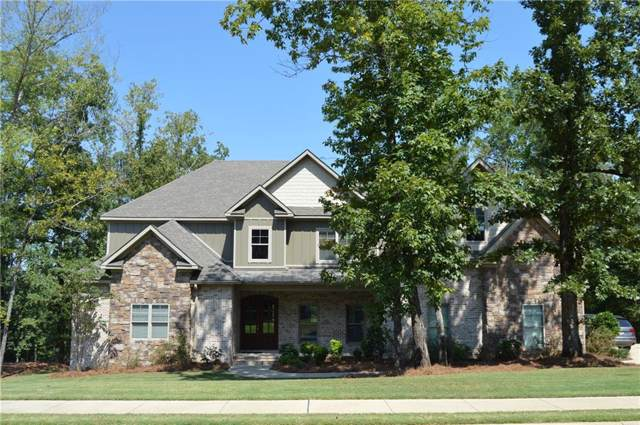 1250 Falls Crest Drive, AUBURN, AL 36830 (MLS #142465) :: The Brady Blackmon Team