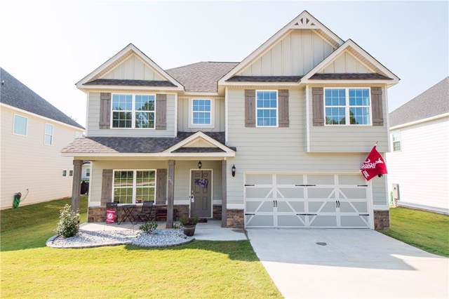 2501 Rocky Point Drive, OPELIKA, AL 36801 (MLS #142482) :: The Brady Blackmon Team