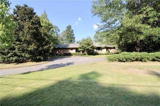 775 Moores Mill Road, AUBURN, AL 36830 (MLS #142508) :: Crawford/Willis Group