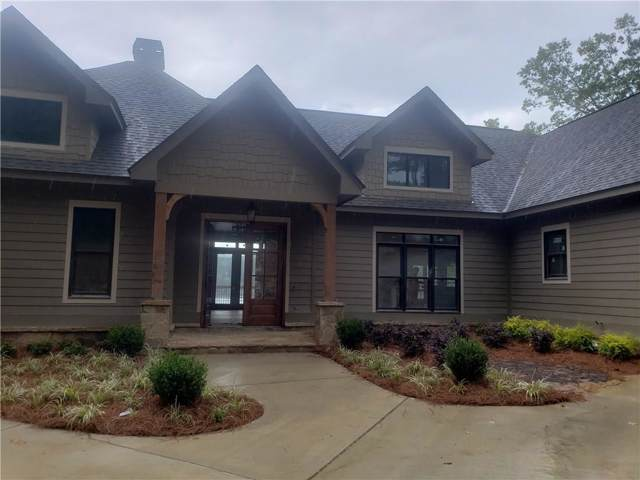 115 Bay Point, JACKSONS GAP, AL 36861 (MLS #142749) :: The Mitchell Team
