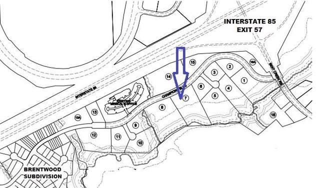 LOT 7 Champions Boulevard, AUBURN, AL 36830 (MLS #142779) :: Crawford/Willis Group
