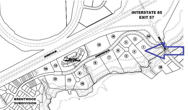 LOT 1 Champions Boulevard, AUBURN, AL 36830 (MLS #142788) :: The Mitchell Team