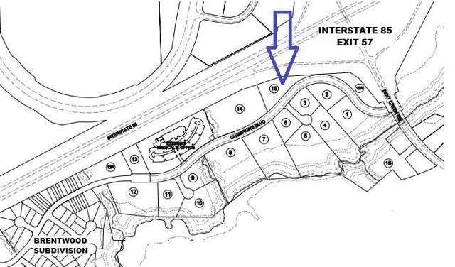 LOT 15 Champions Boulevard, AUBURN, AL 36830 (MLS #142791) :: The Mitchell Team