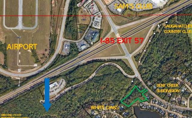 LOT 11 Champions Boulevard, AUBURN, AL 36830 (MLS #142793) :: The Mitchell Team
